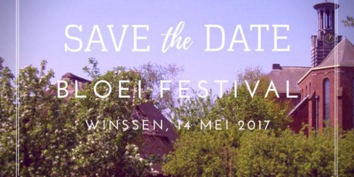 Bloesemfestival Bloei 2017