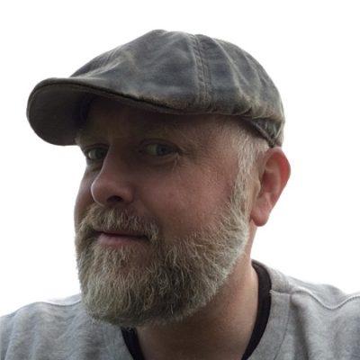 hoogstamfruitdeskundige Michael Witjes van Stichting Landschapsbeheer Gelderland